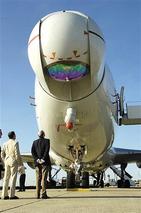 激光战机 ABL Airborne Laser