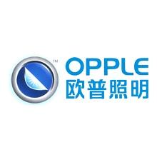 欧普照明 - logo