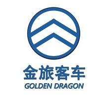 """厦门金龙旅行车有限公司(简称""""厦门金旅"""")- logo"""