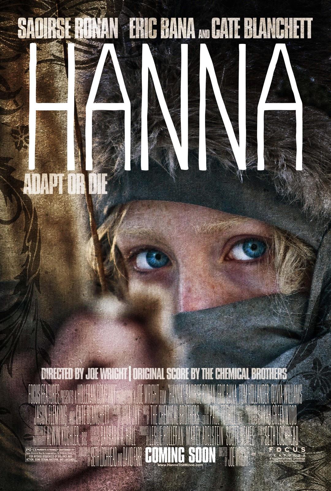 汉娜(Hanna)海报1