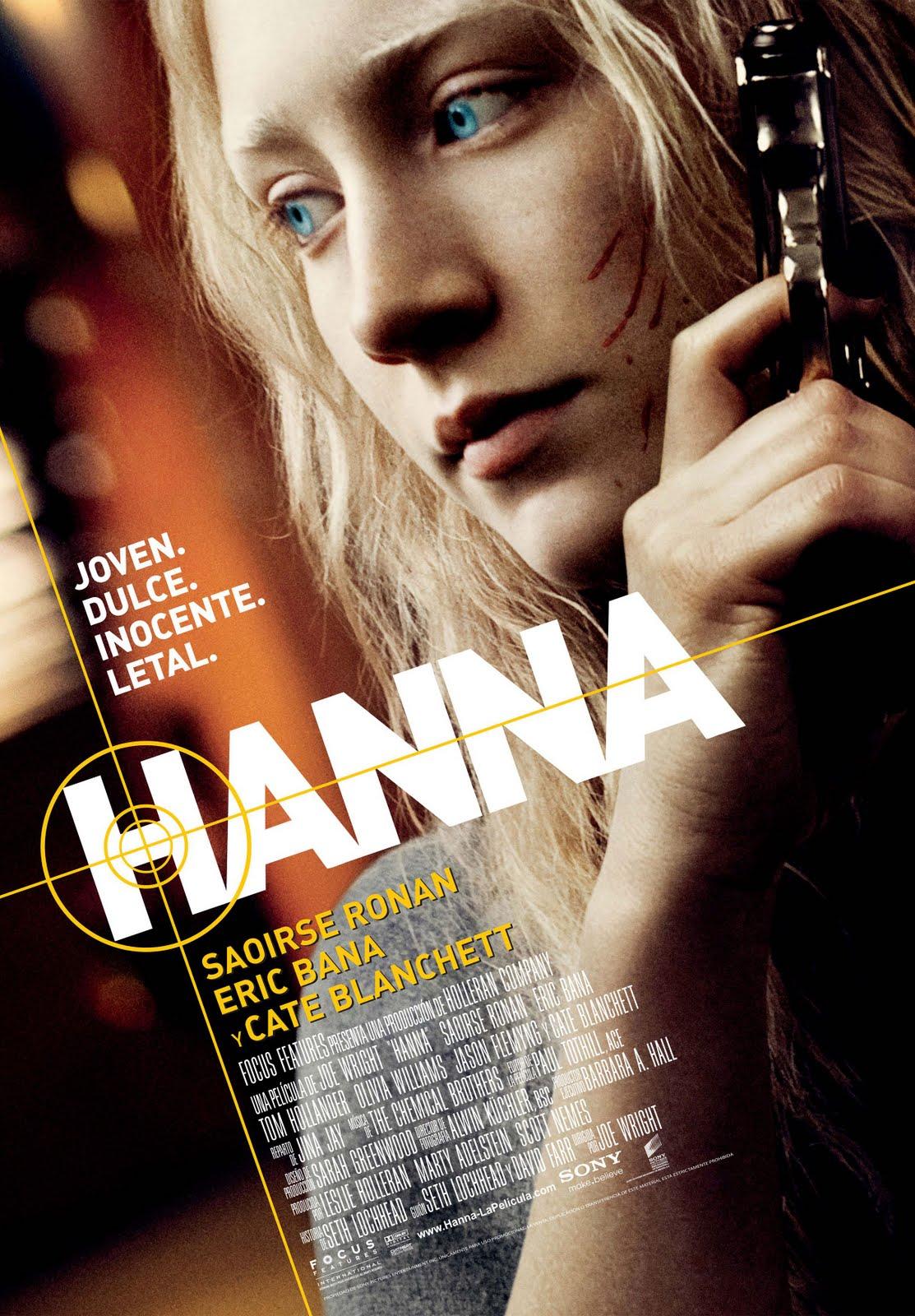汉娜(Hanna)海报2