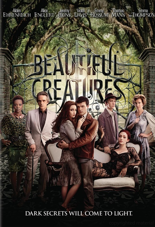 Beautiful Creatures 2013 美丽生灵 海报
