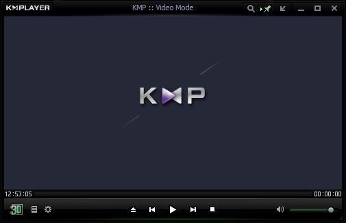 KMPlayer 经典界面
