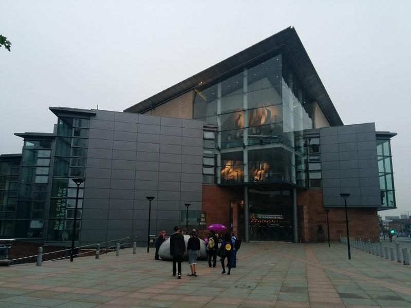 Bridgewater音乐厅