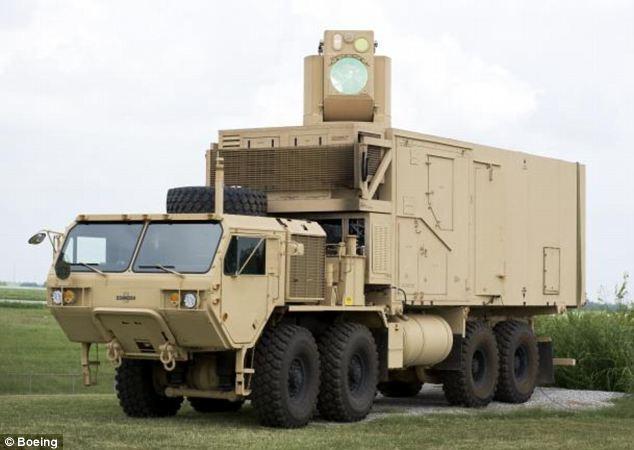 High Energy Laser Mobile Demonstrator (HEL MD)