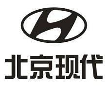 北京现代汽车有限公司 - logo