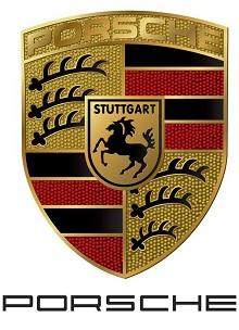 保时捷 - logo