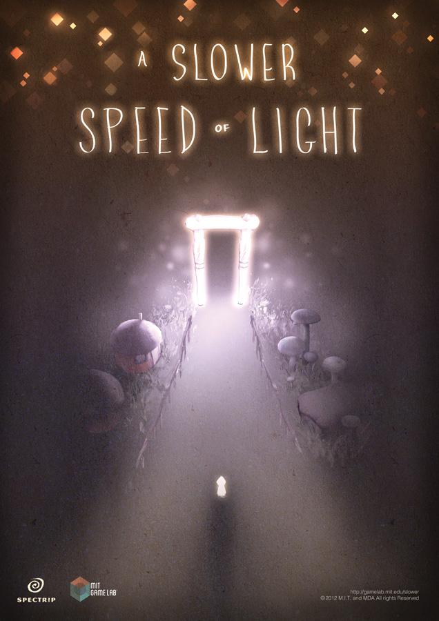 A Slower Speed of Light