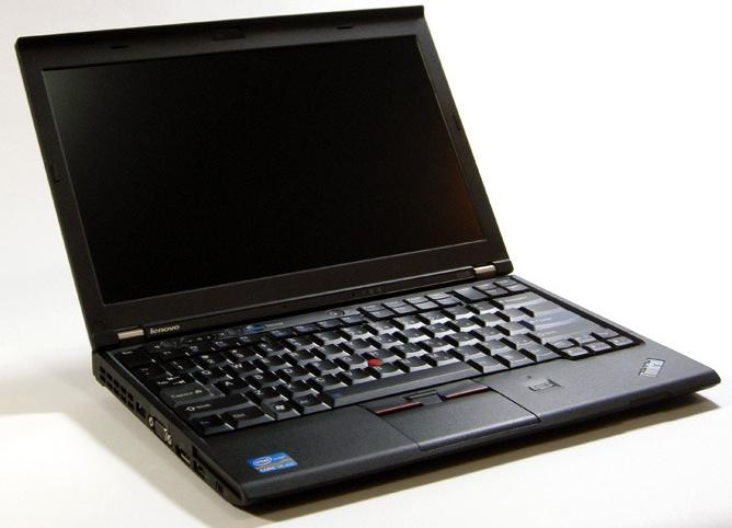 图1 ThinkPad X220
