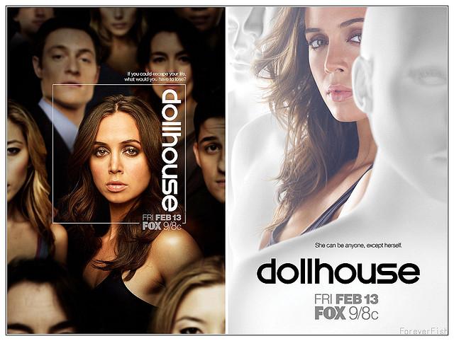 Dollhouse 玩偶特工 海报