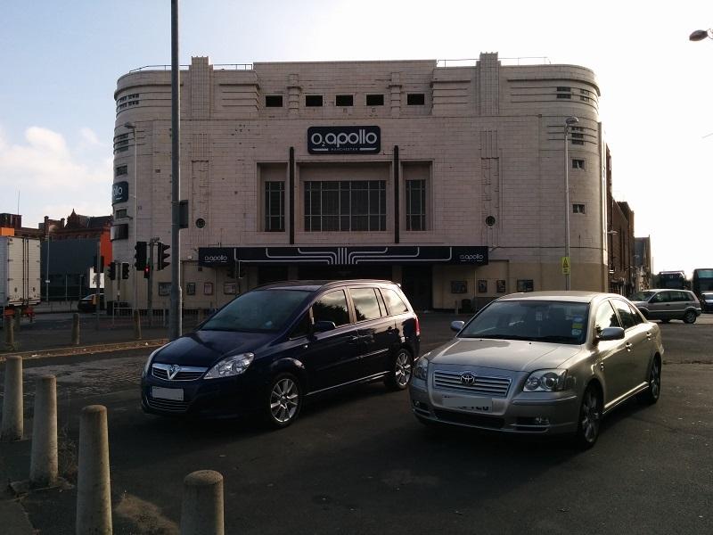 阿波罗剧院
