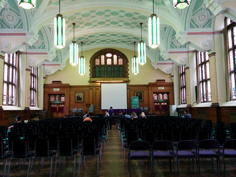 SSB内的接待大厅(Great Hall)